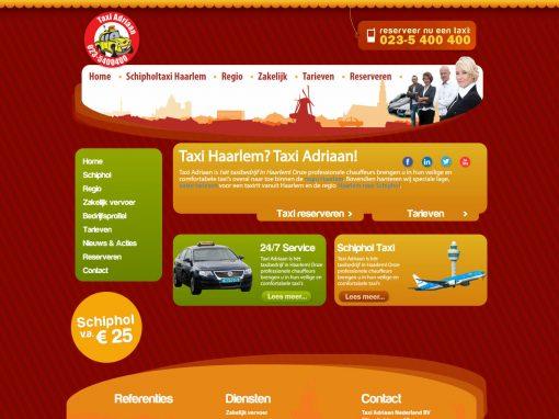 Case 2: Taxi Adriaan Nederland BV